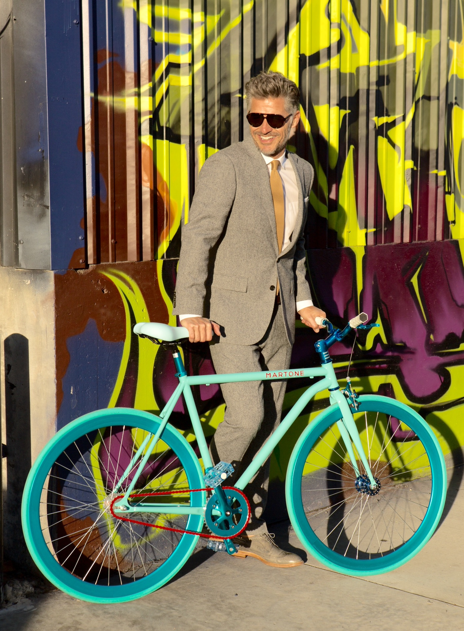 ERIC RUTHERFORD for Martone Cycling Co.