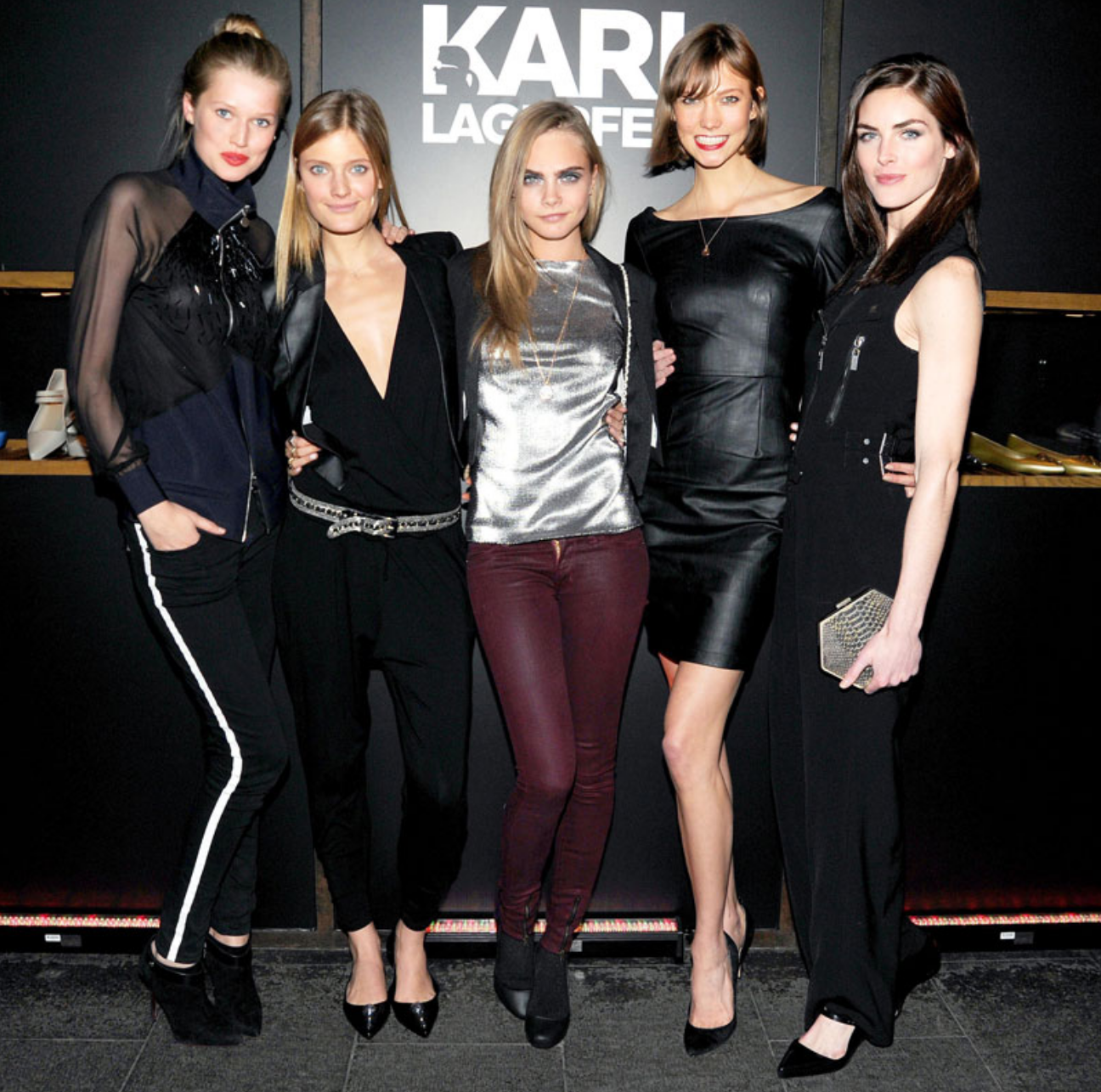 Melissa Shoes x Karl Lagerfeld Launch