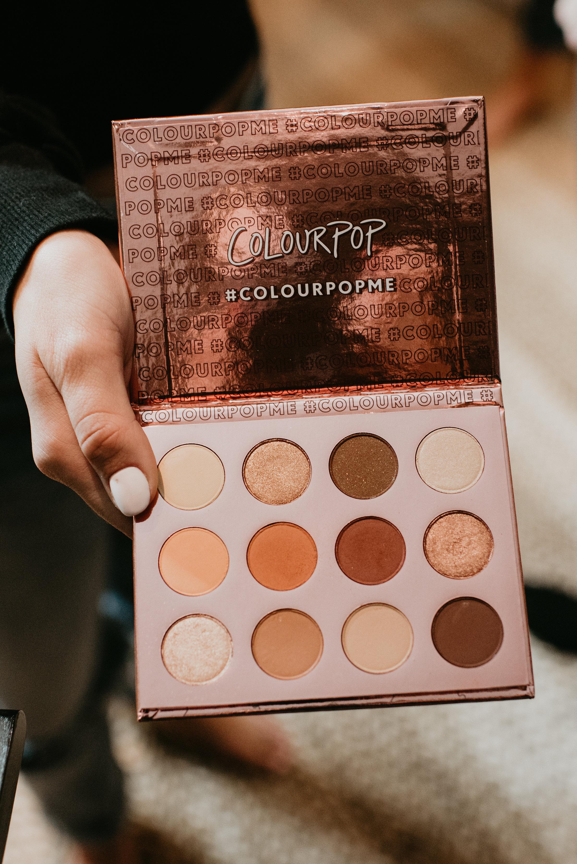 Makeup by Color Pop