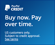 PayPal Credit Pay Later