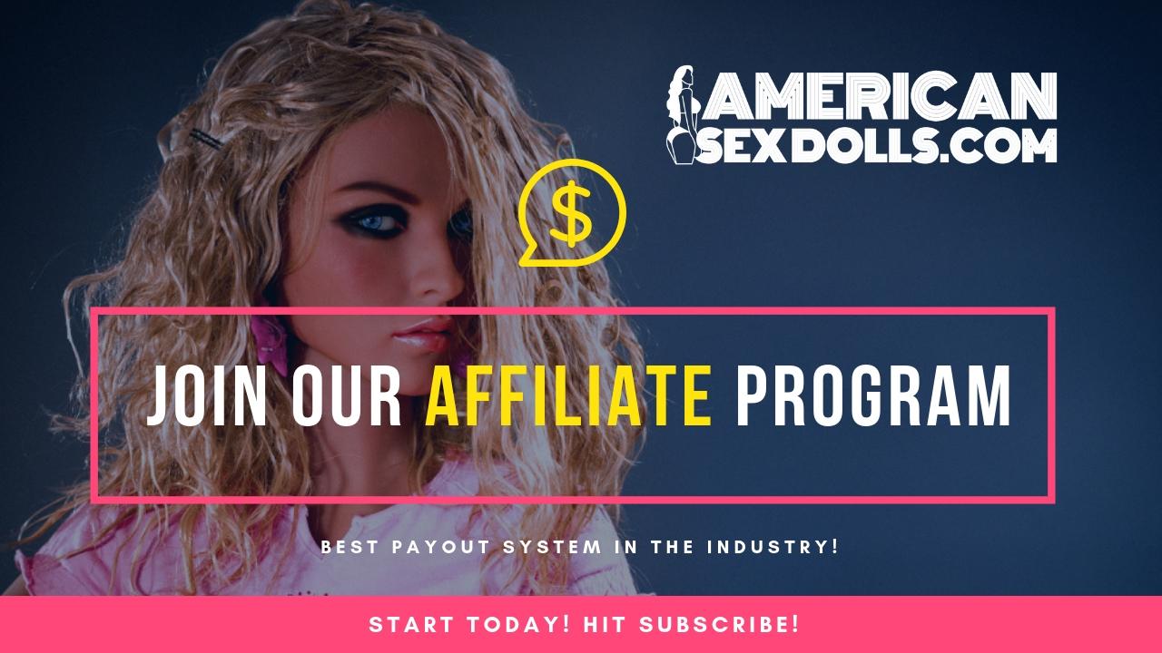 AmericanSexDolls.com Affiliate Program Banner