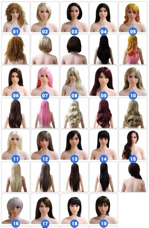 JY Wig options