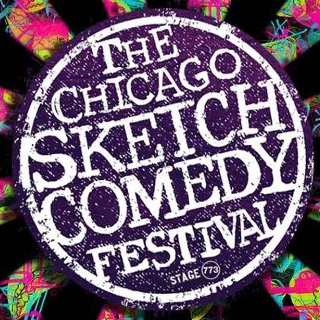 This Thursday... #sketchfest2018 begins!