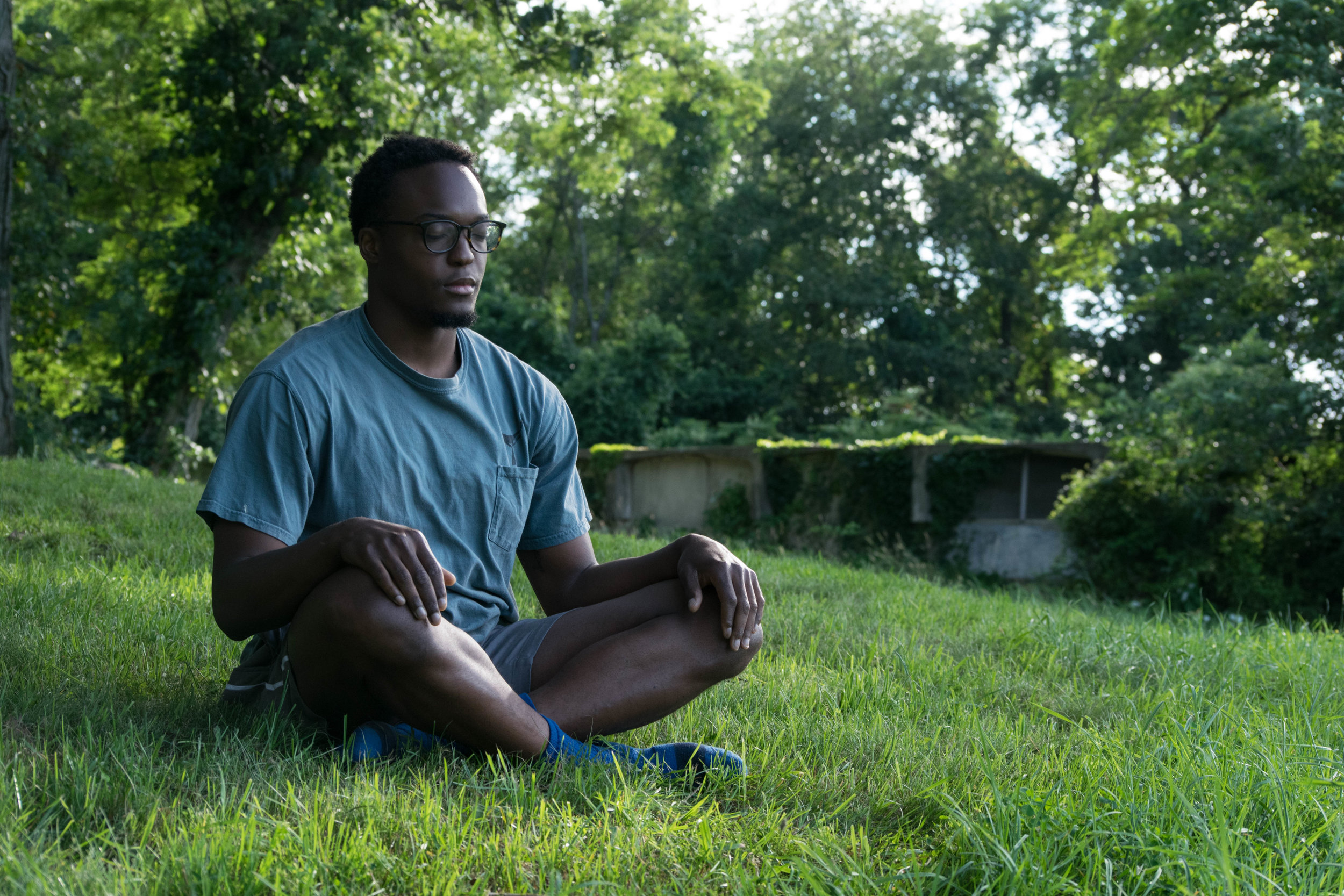 #COO Ambassadors:  - Finding His Inner Glow: A Path to Mindfulness
