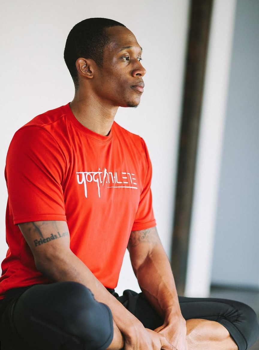 Amir Madison The Yoga Athlete -