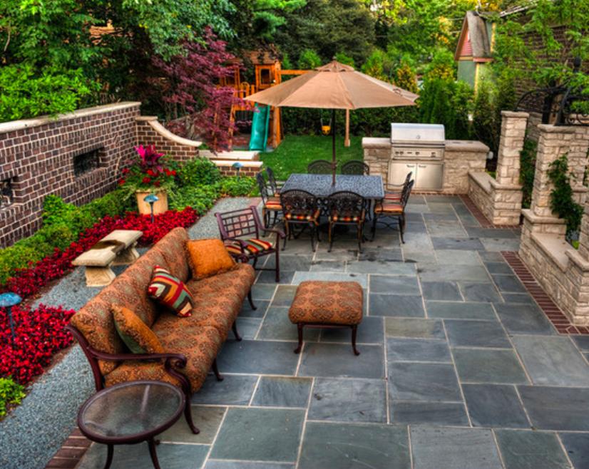Outdoor Spaces - dabahdesigns.com
