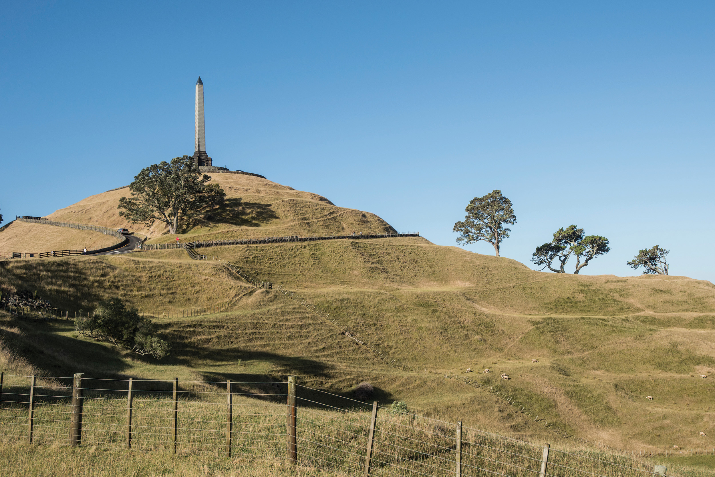 THE ICONIC ONE TREE HILL AND  CORNWALL PARK  ARE NEARBY, INCLUDING THE  CORNWALL PARK CAFE  AND  STARDOME OBSERVATORY .