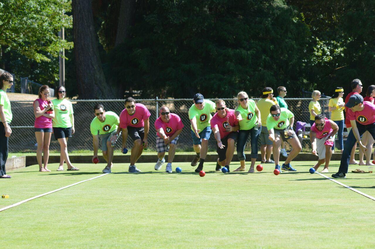 Company Bocce Tournament