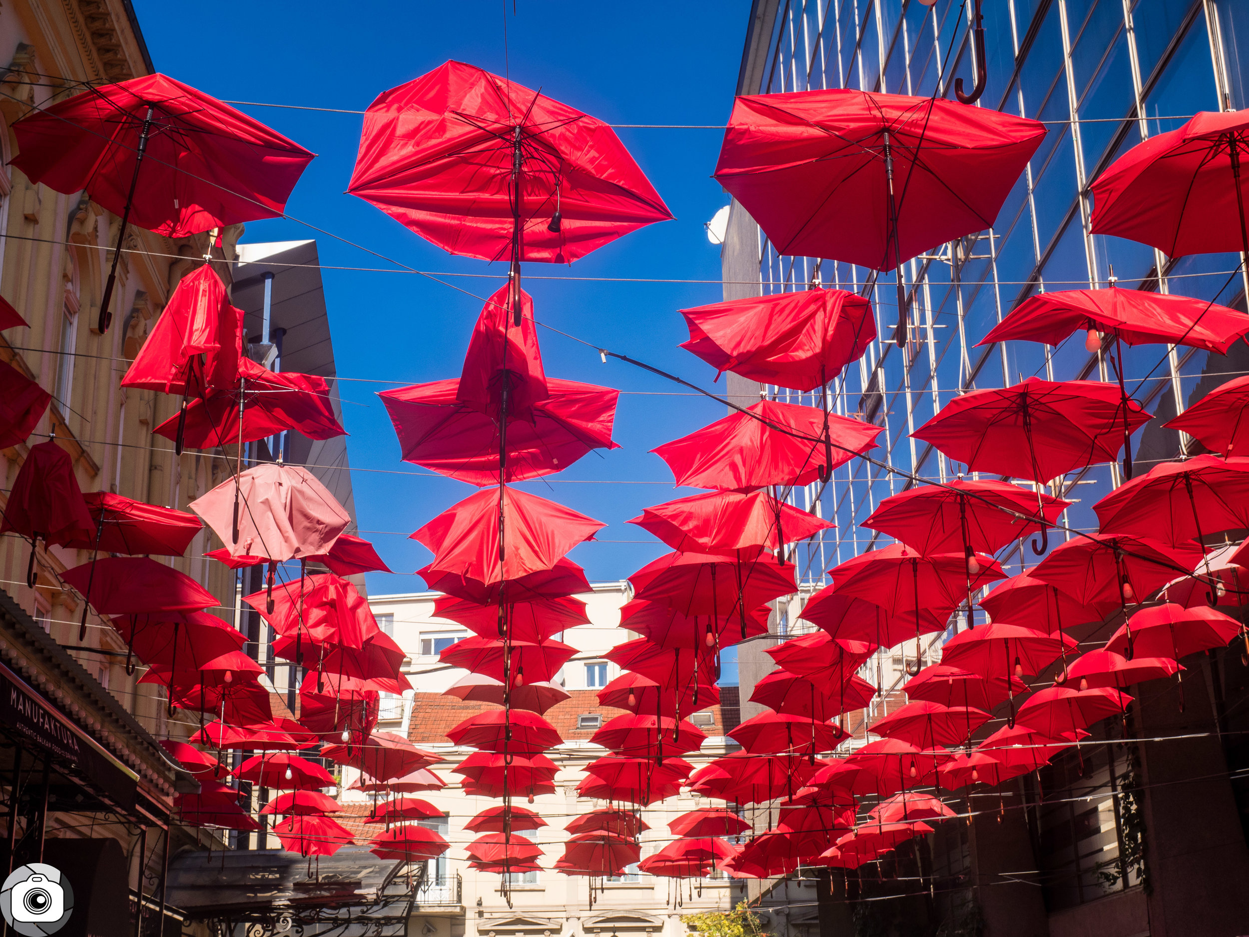 The Red-Umbrella Street