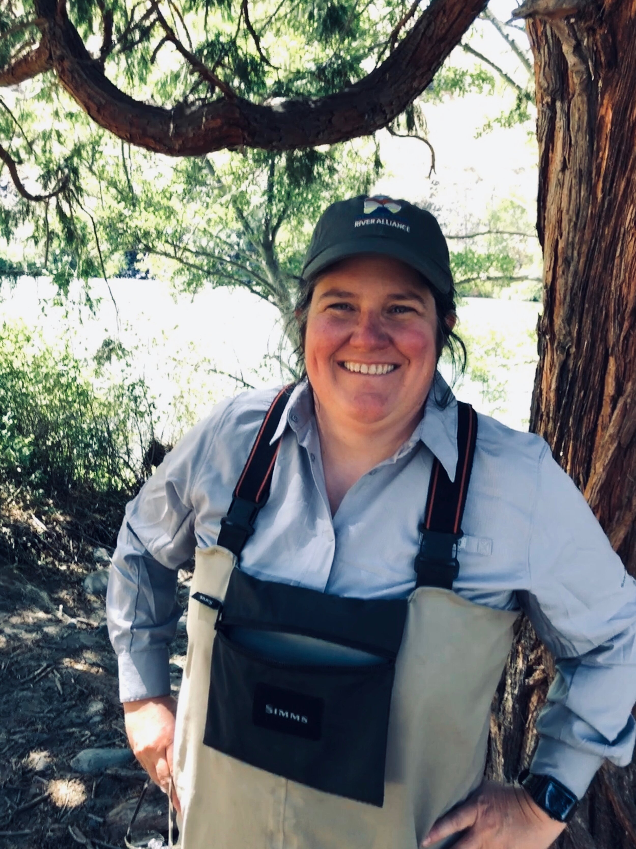 Sarah Cloud, Executive Director Deschutes River Alliance