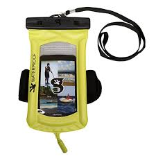 GeckBrands Floating Waterproof Phone Bag ($19.99)