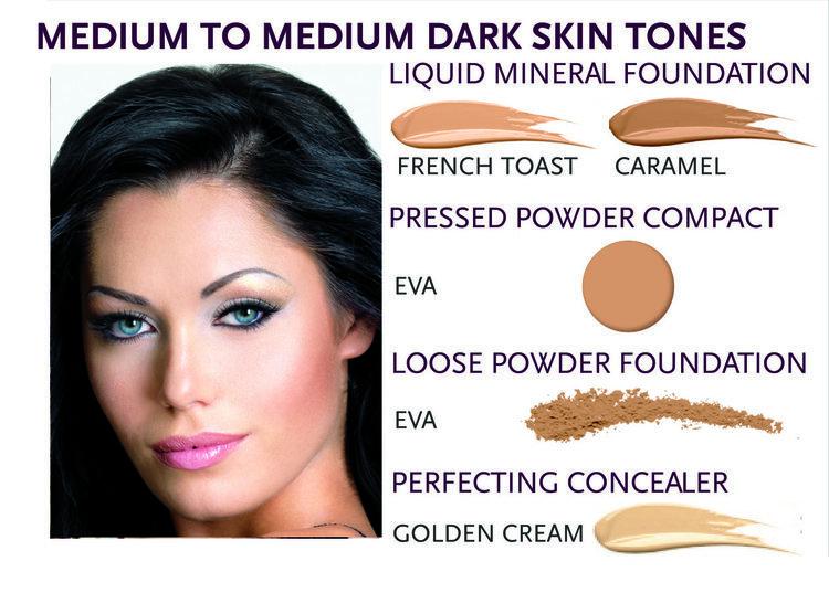 Advanced Mineral Makeup Pressed Powder