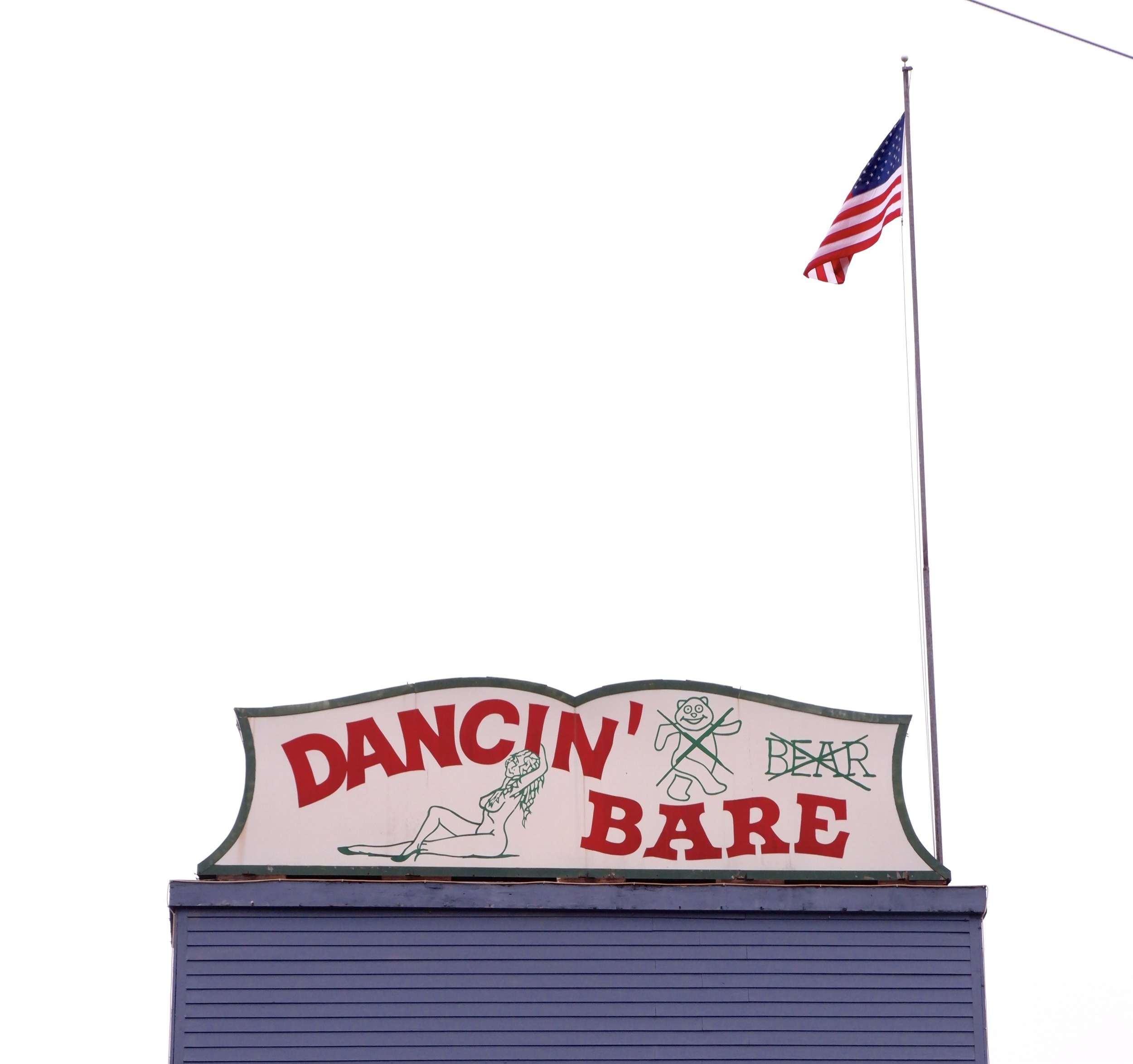 Dancin' Bare, Kenton - Nathaniel Barber blog