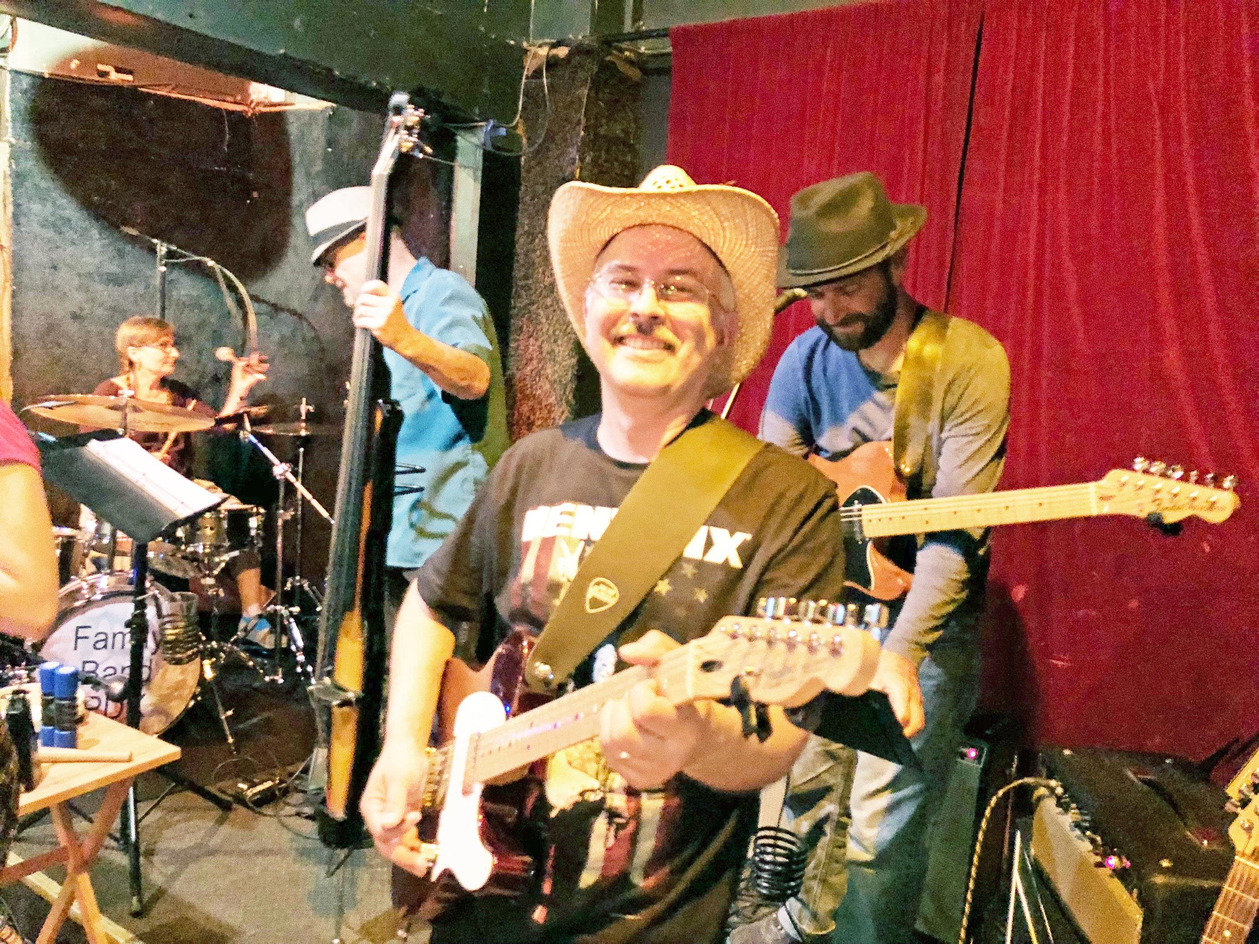 Dan Falck and the Family Band - Nathaniel Barber Blog