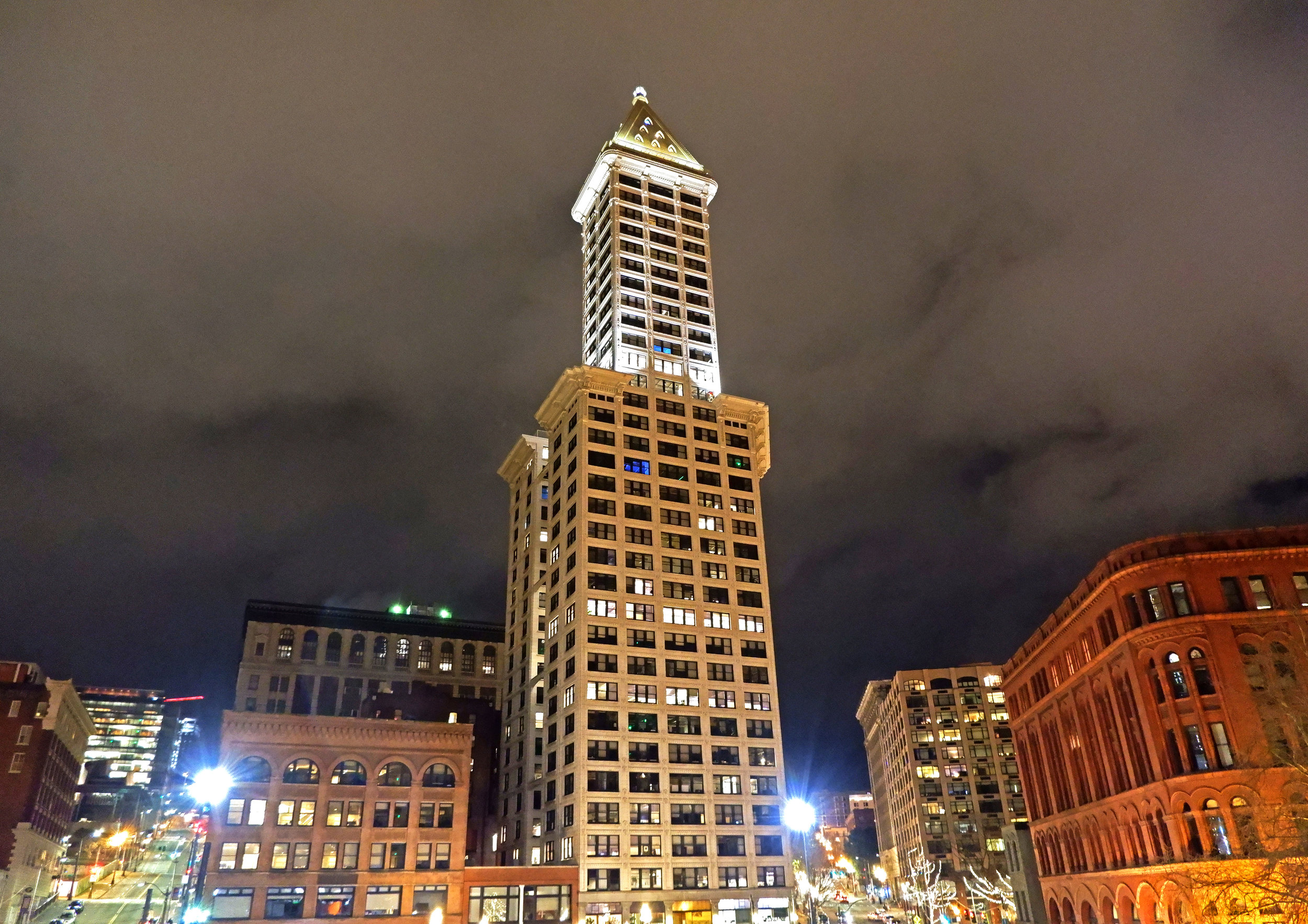 Smith Tower - Seattle - Nathaniel Barber Blog
