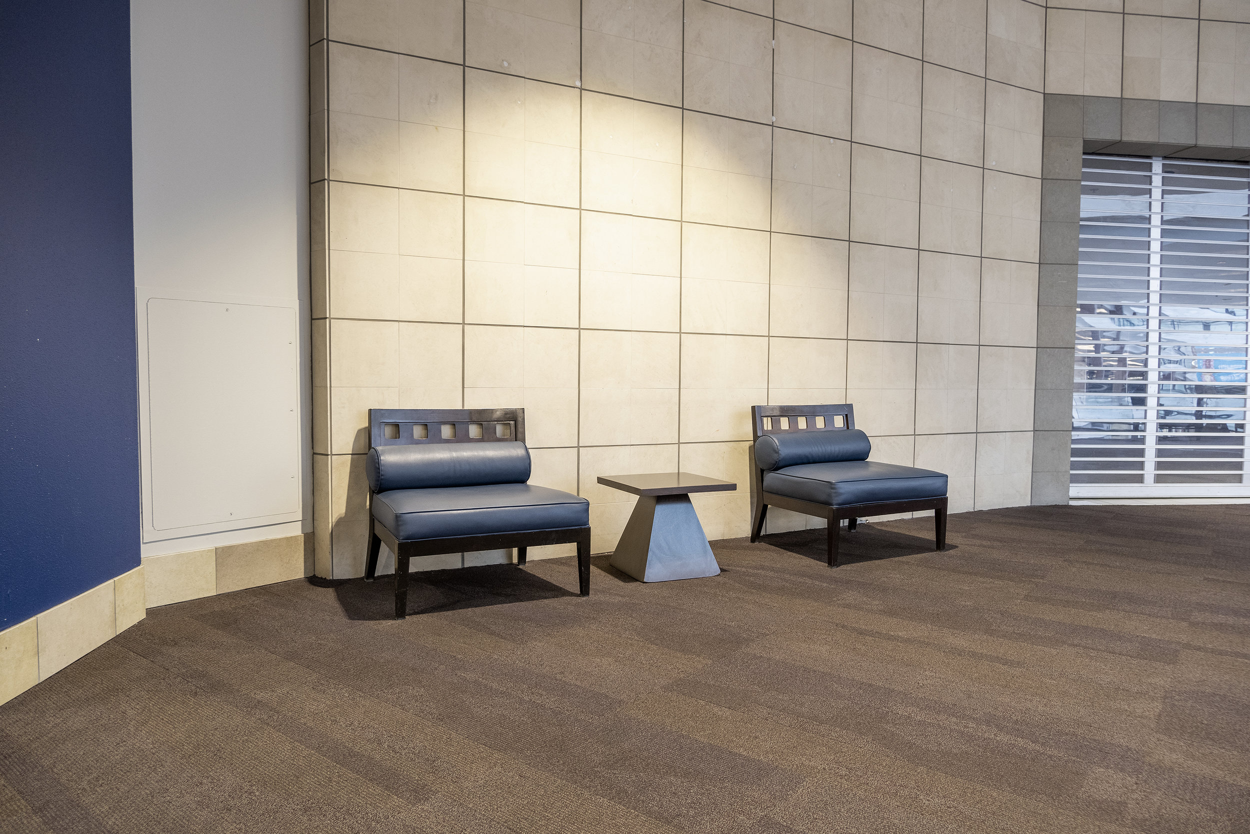 Interior chairs - Lloyd Center Mall - Nathaniel Barber Blog
