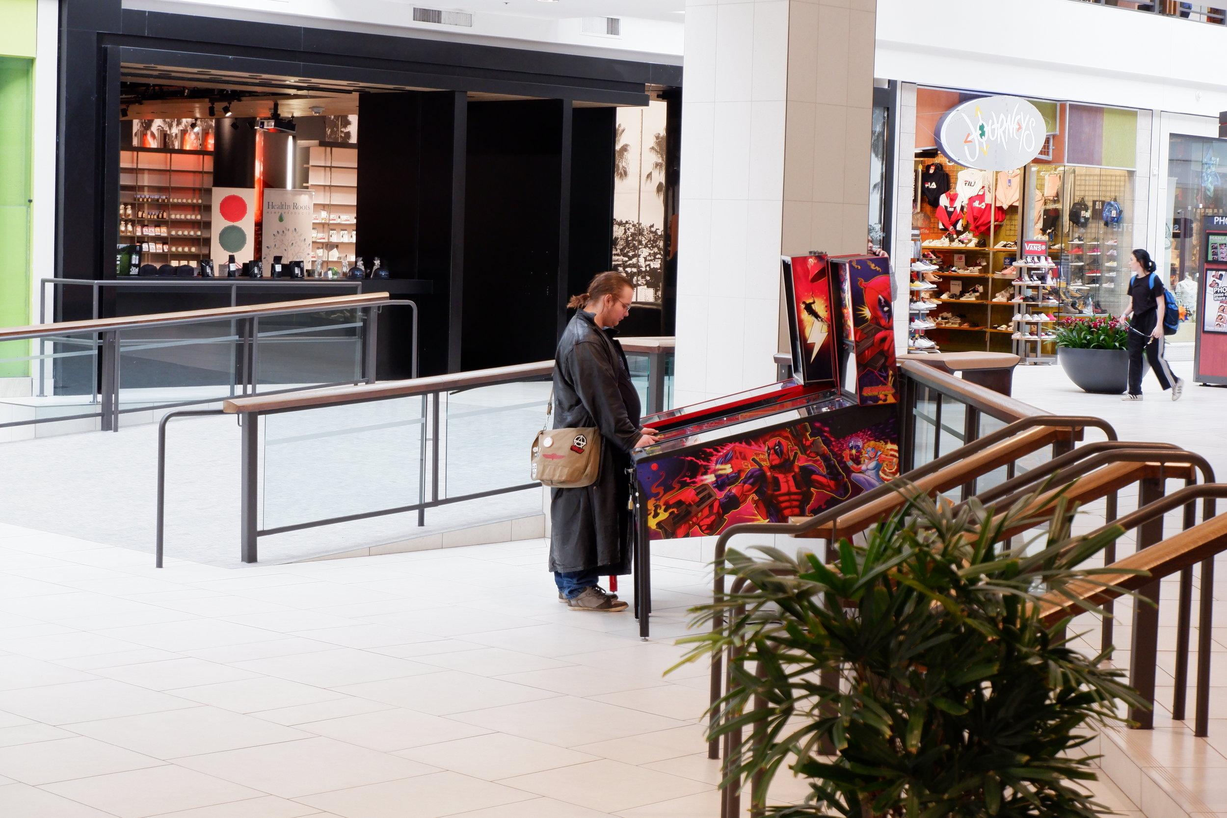 Visiting Lloyd Center Mall - Nathaniel Barber Blog