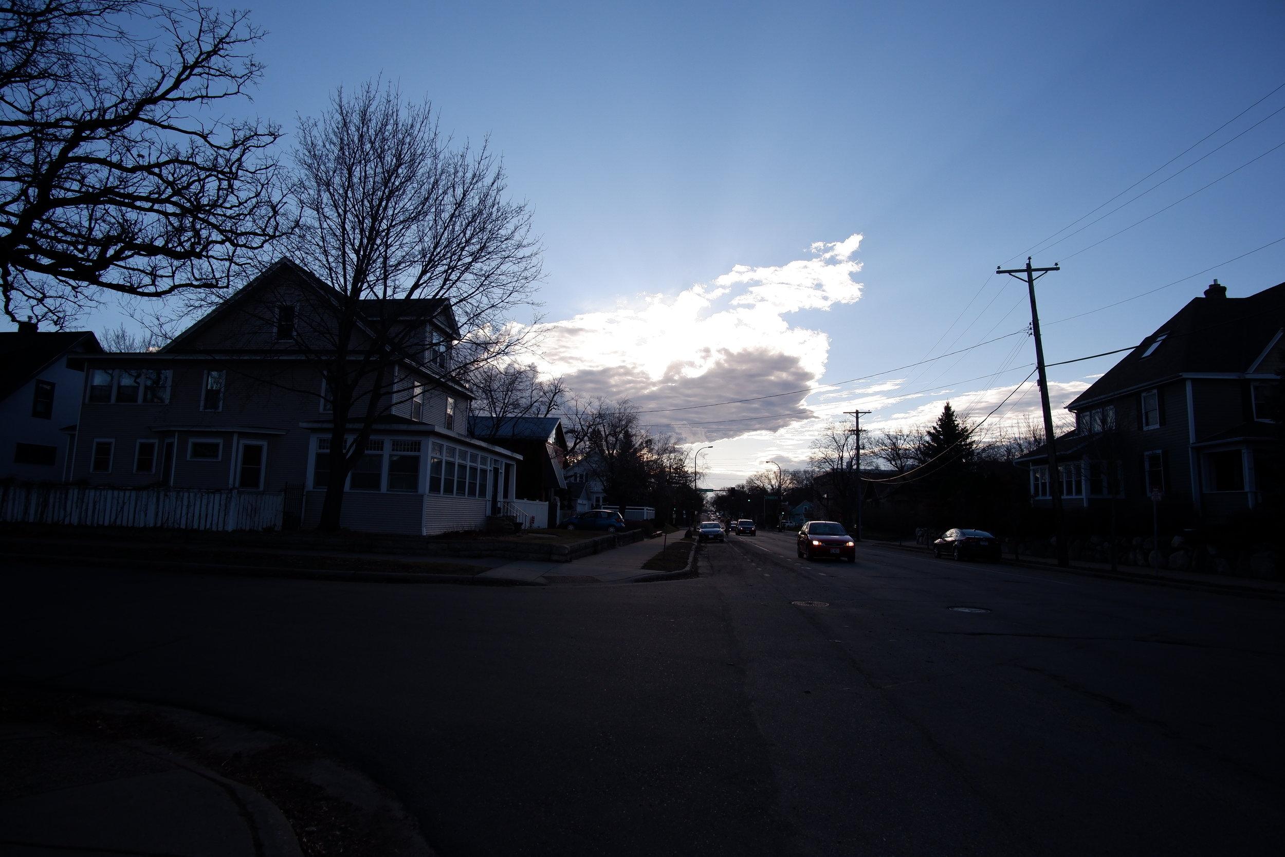 Silver linings - Minneapolis - Nathaniel Barber Blog