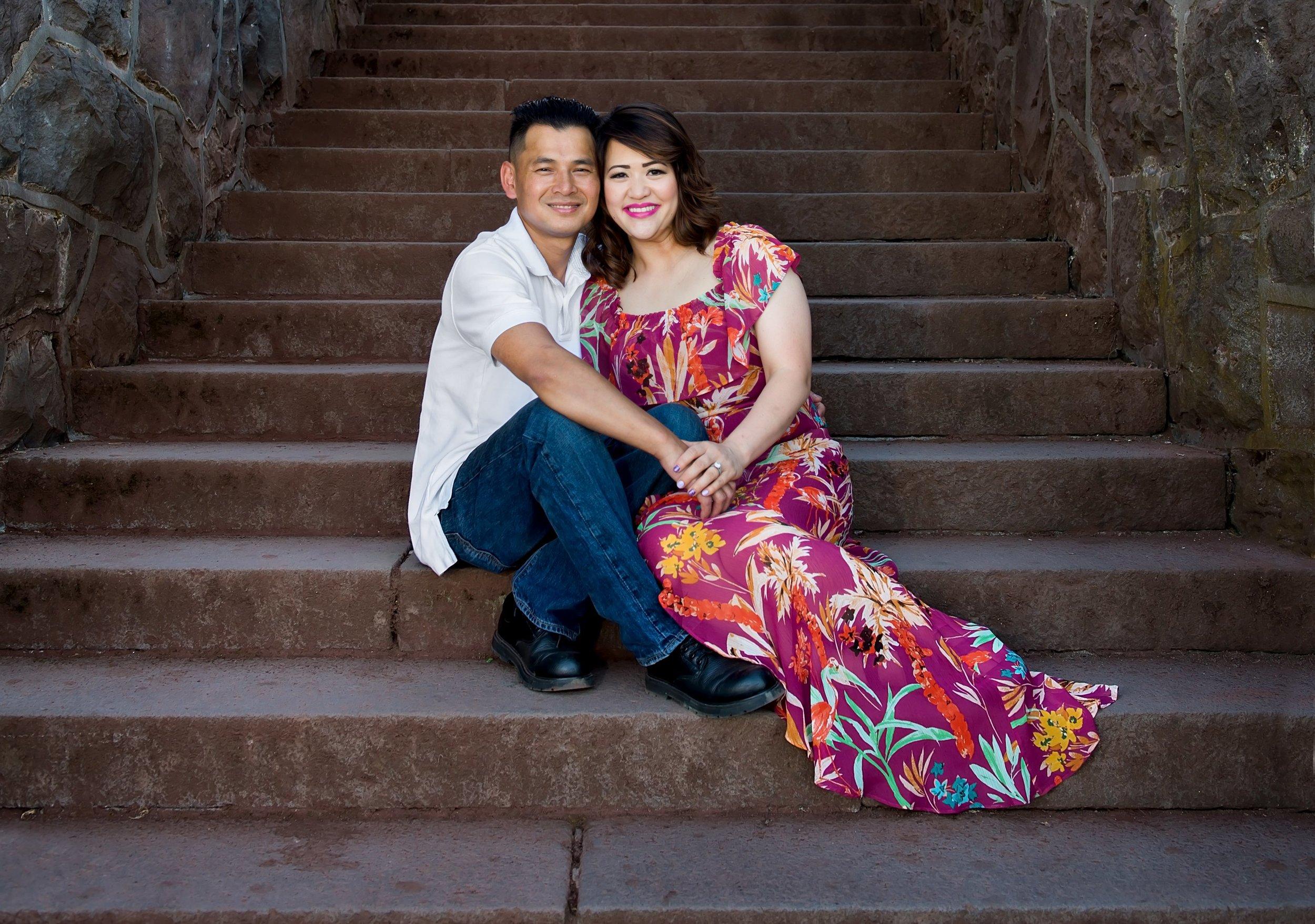 Penny Nguyen and Boun Saribout - Nathaniel Barber Blog