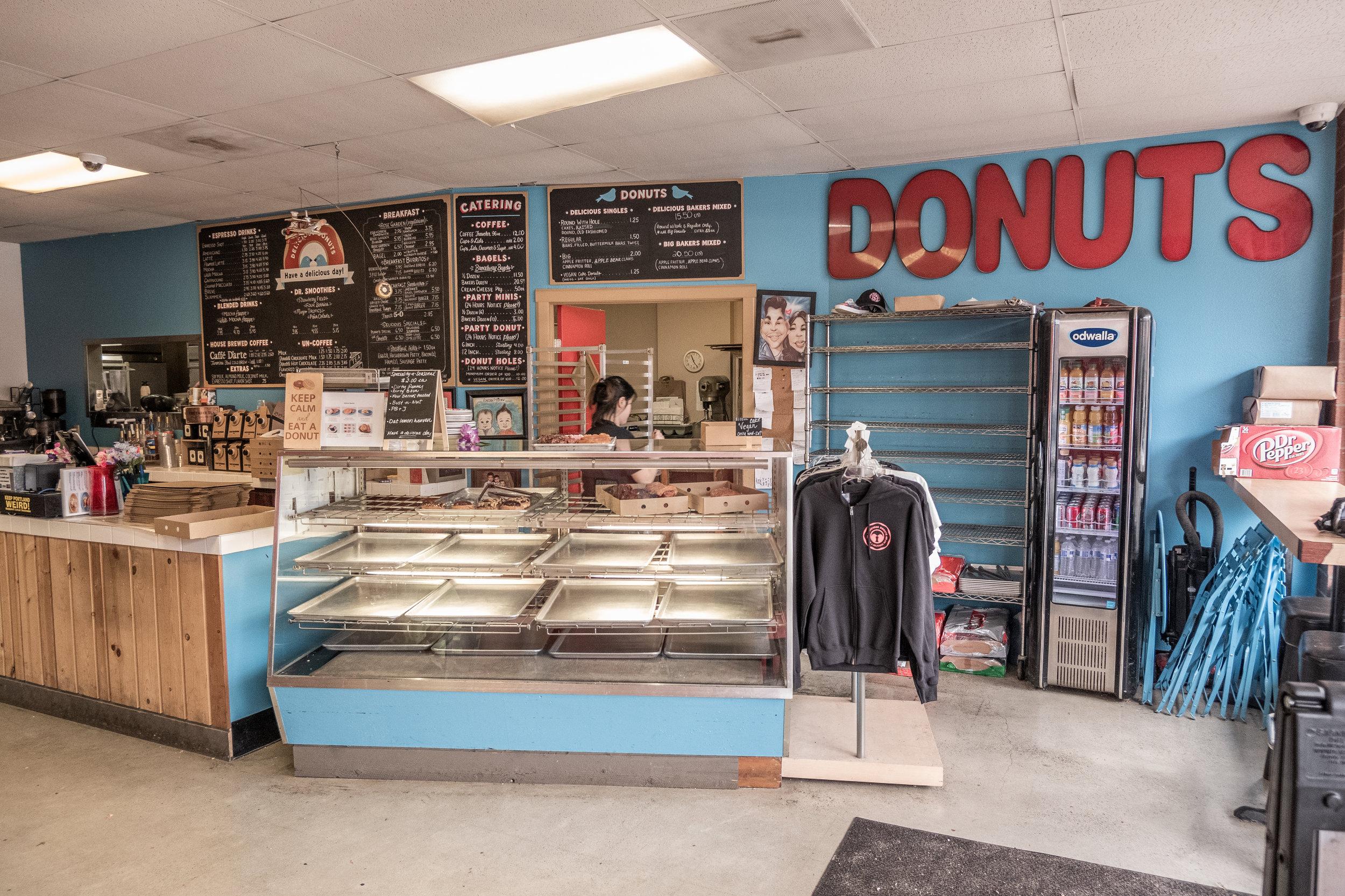 Delicious Donuts - Nathaniel Barber blog