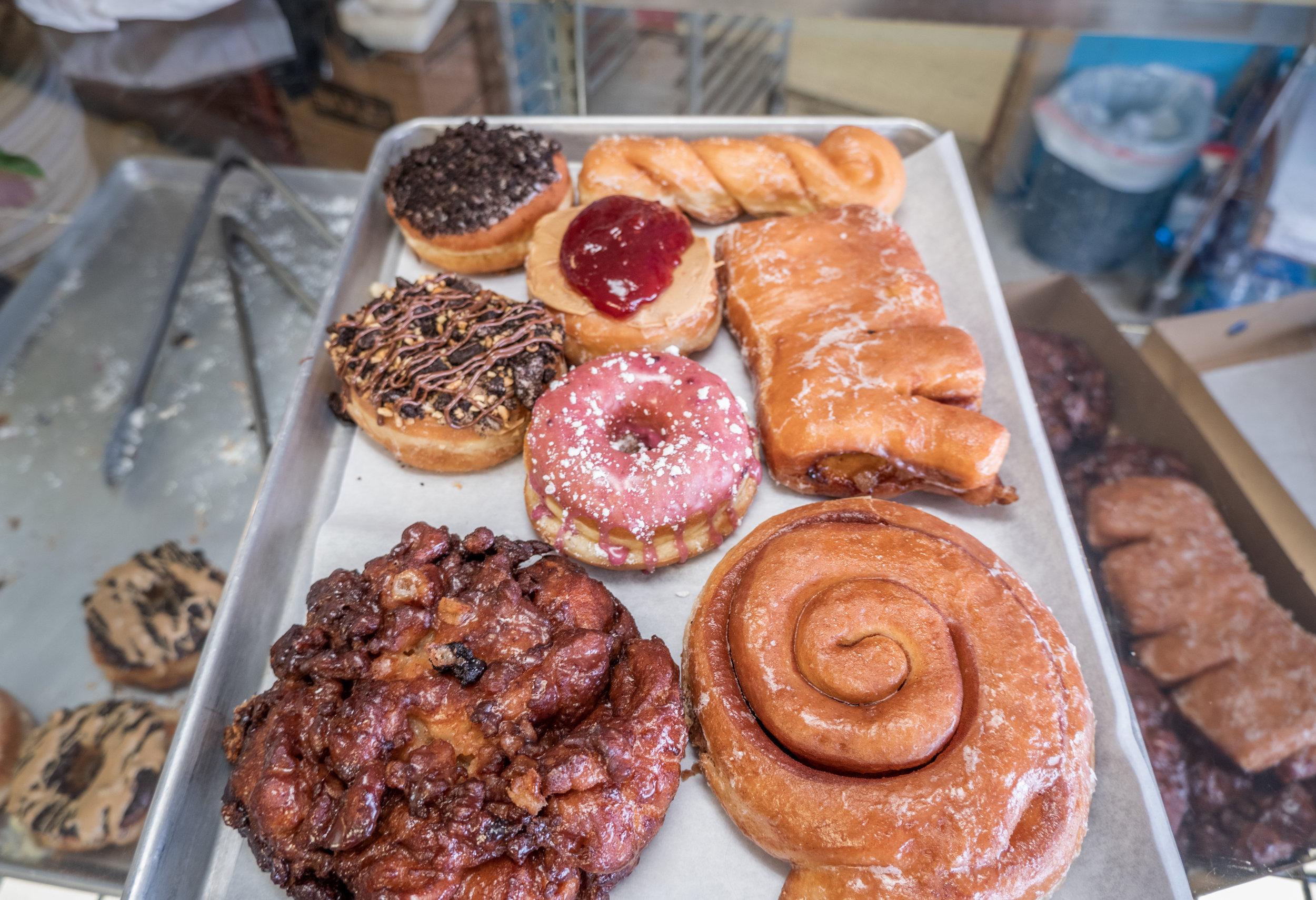 Delicious Donuts - Portland Oregon - Nathaniel Barber Blog