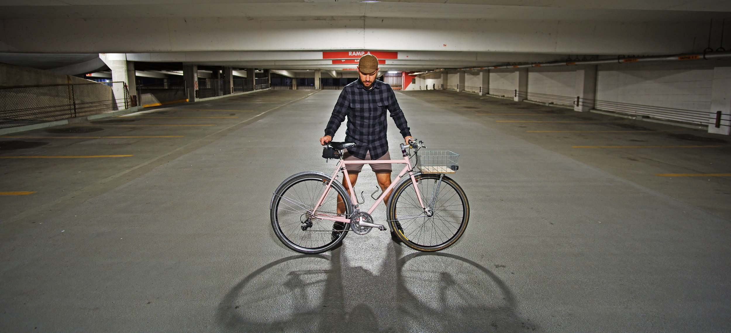 Pink bicycle - Nathaniel Barber blog