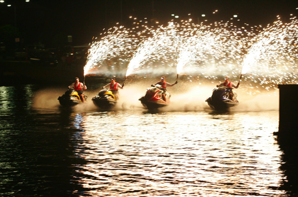 Yamaha National Dealer Conference - Watershow opening night.jpg