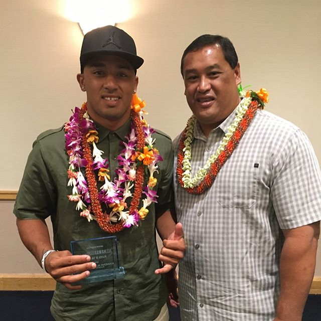 One week ago today, we were called to the scene of an accident that Kawena, who we treat more like a son was involved in. We can only thank God and all of Kawena's angels in heaven (Pono Boy, Abe, Ramsey, Uncle Richard to name a few) for being there and hearing our prayers. 🙏🏻 Many might call this coincidence, but we call it God's will and that the power of prayer is real!  It's amazing the way things fell in place:  we were all home, we were 5 minutes away from scene, Kawena calling for Aunty Maile before he went unconscious, our ICU nurse neighbor being home, to Jon being a support to one his best friend's, to something kicking my behind to get to the scene, bending  down on my knees in prayer as well as calling Pono Boy to help, being able to hold his hand/talk Kawena through & scolding him to fight, and calling on all to pray. Shedding tears and thanking God a little extra today that Kawena is alive and well!  Side note: Lickens & lectures coming soon. ❤️🙏🏻