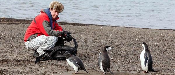 Photograph Credit: Oliver Illi - Whalers Bay, Deception Island, Antarctica.