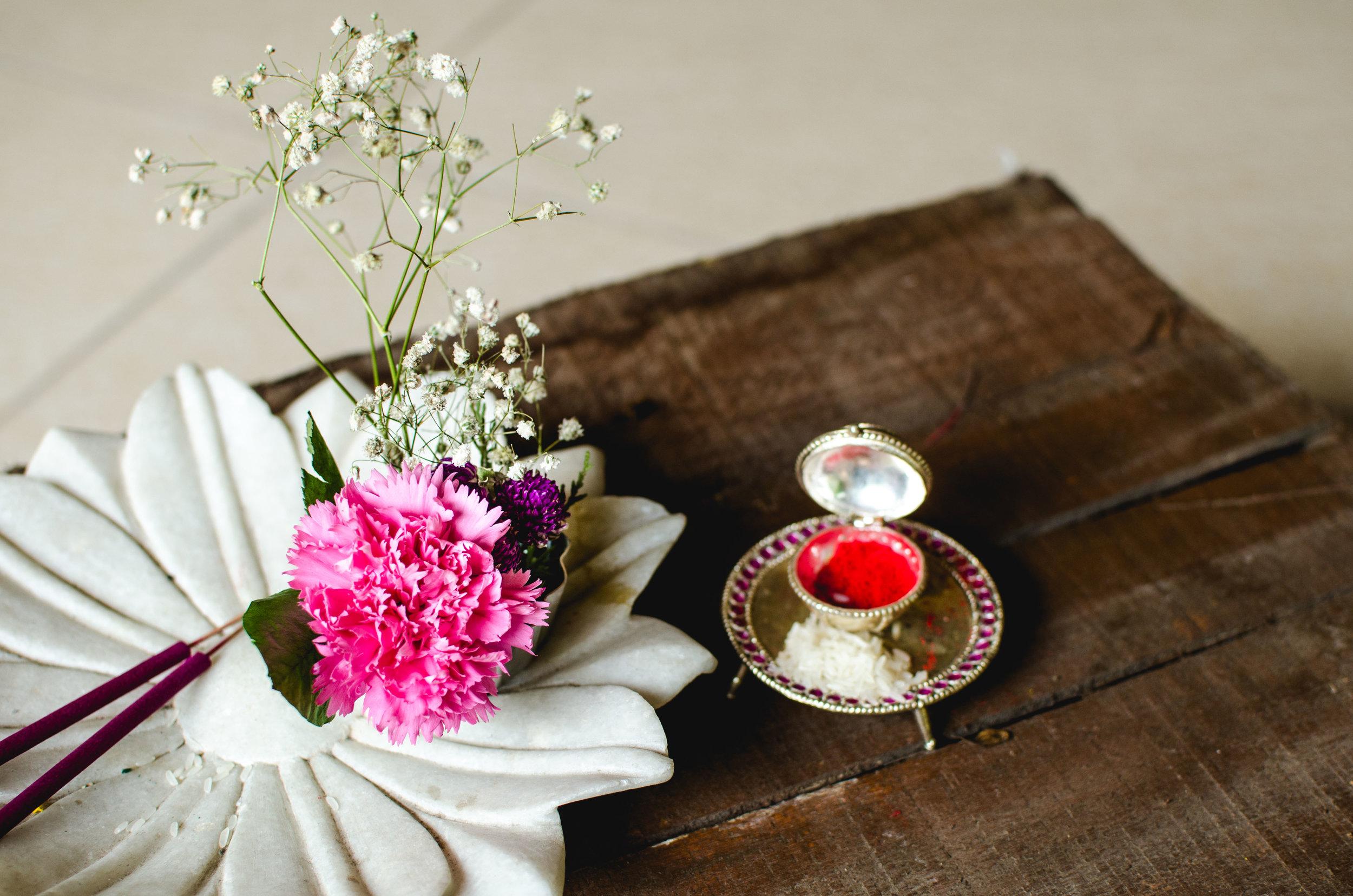 Ikebana arrangement by Hello Sunshine