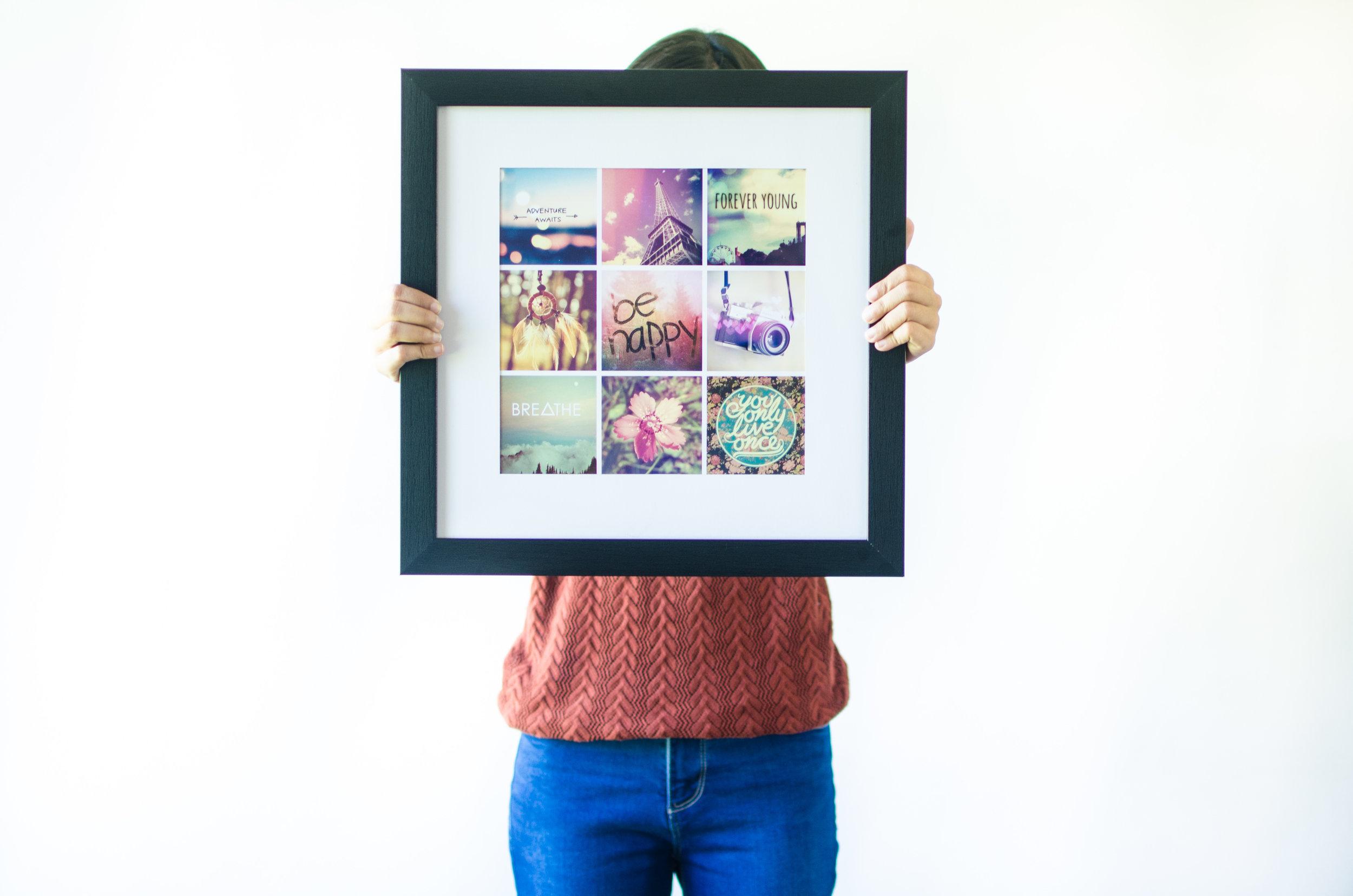 Canvas champ frames