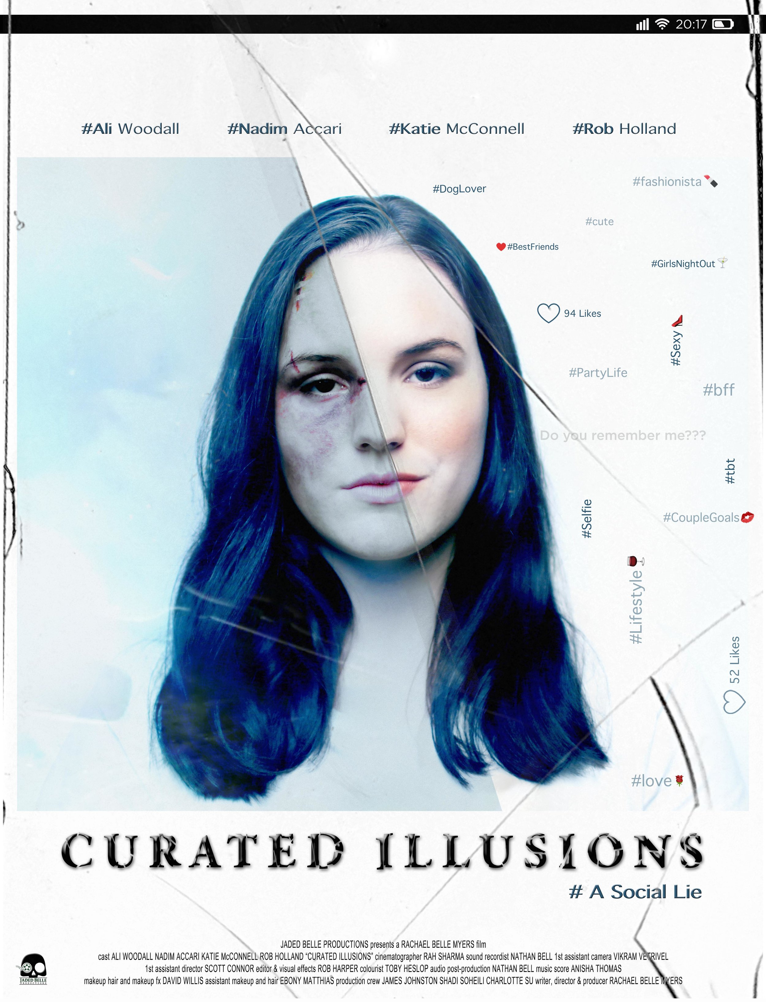 COMPOSER   Curated Illusions (Directed By Rachael Belle Myers