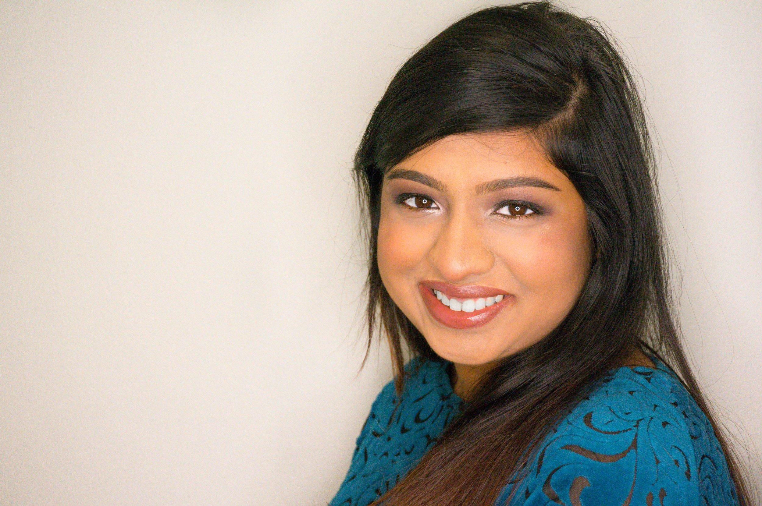 Anisha Thomas