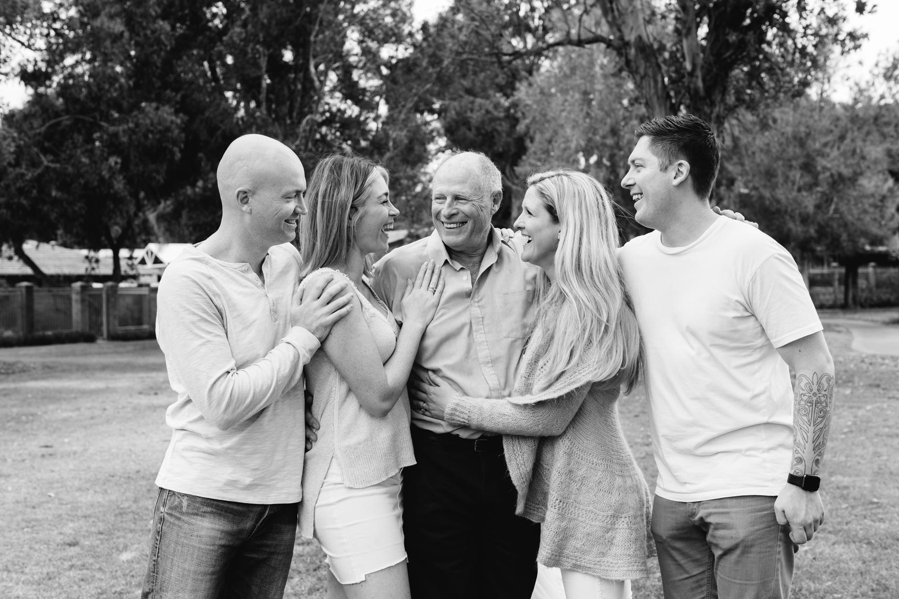 Falconer Family  -