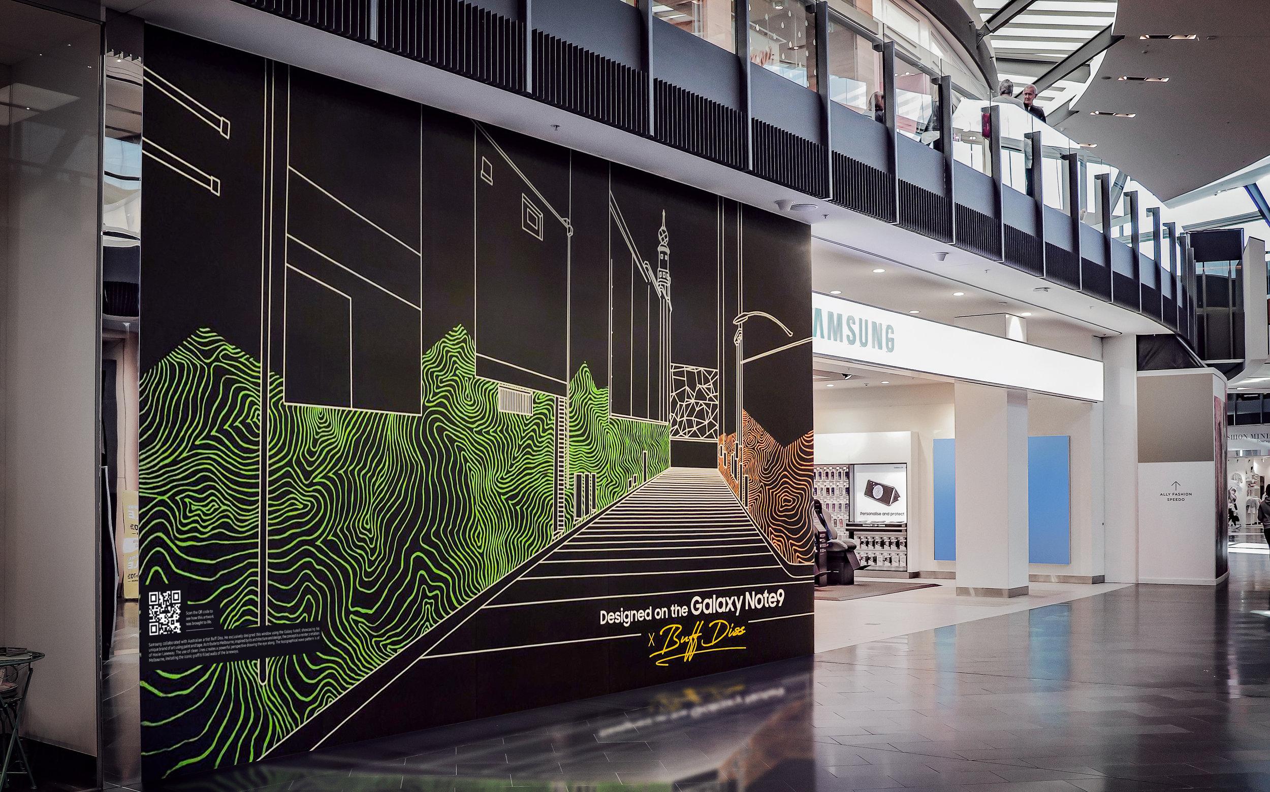 Samsung - Melbourne Highpoint