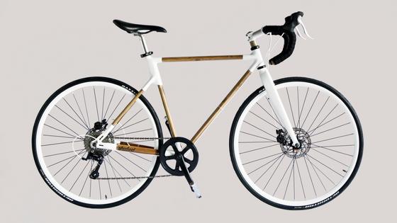 Spedagi Dalanrata Bamboo Bike | Photo Credit: Aris Wijayanto