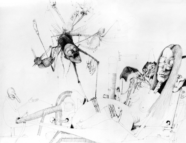 Bez tytułu, 1984