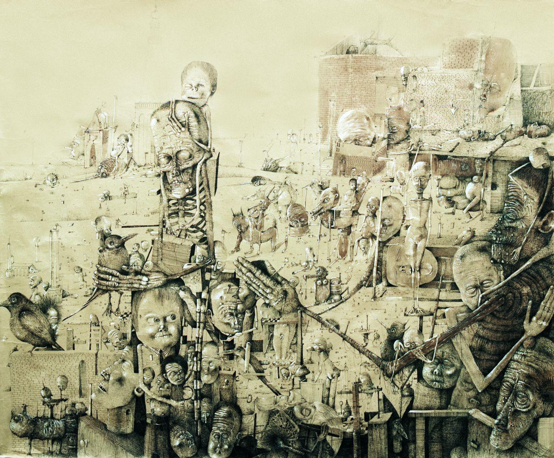 Wędrówka, 1989