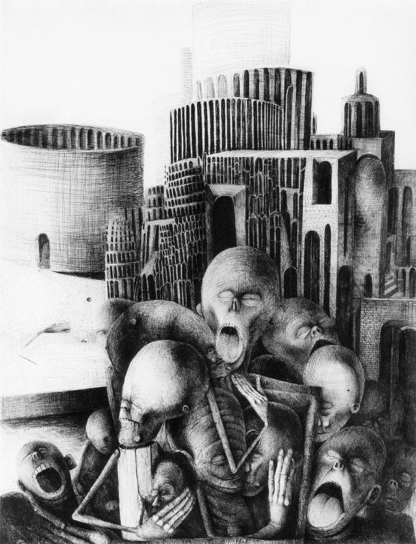 Wieża Babel, 1985