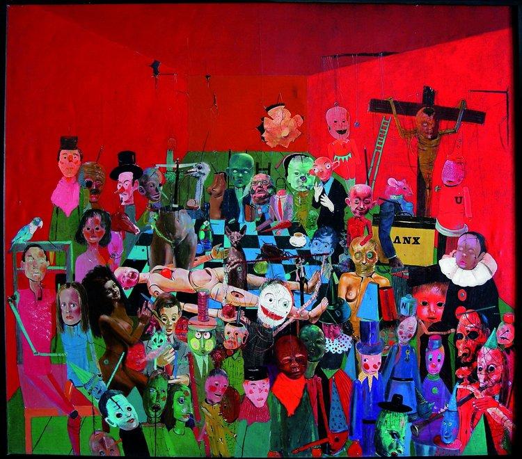 Anathomy of the Puppet, 1989