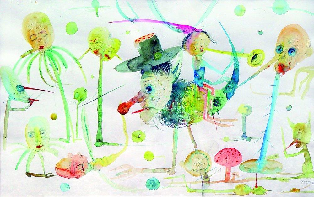Composition, 2002