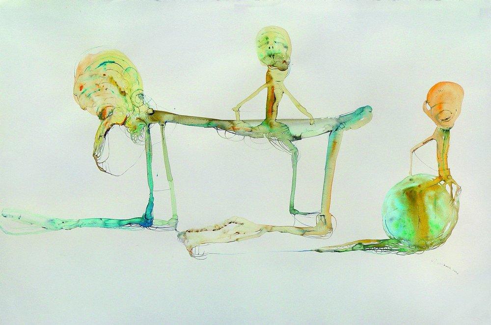 Composition, 2000