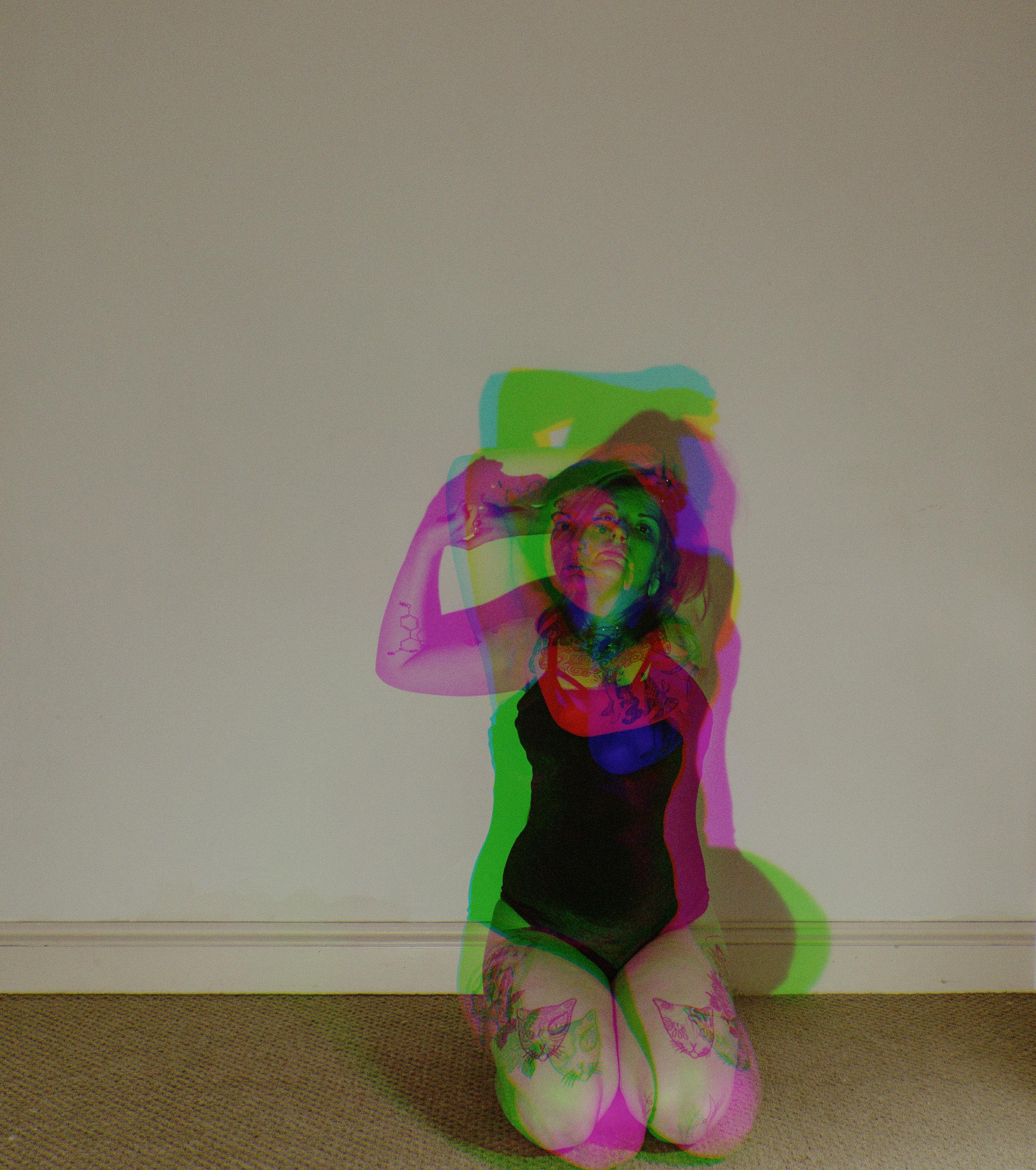 tri-colour, self portrait, portraits, 35mm, vortioxetine, mental health