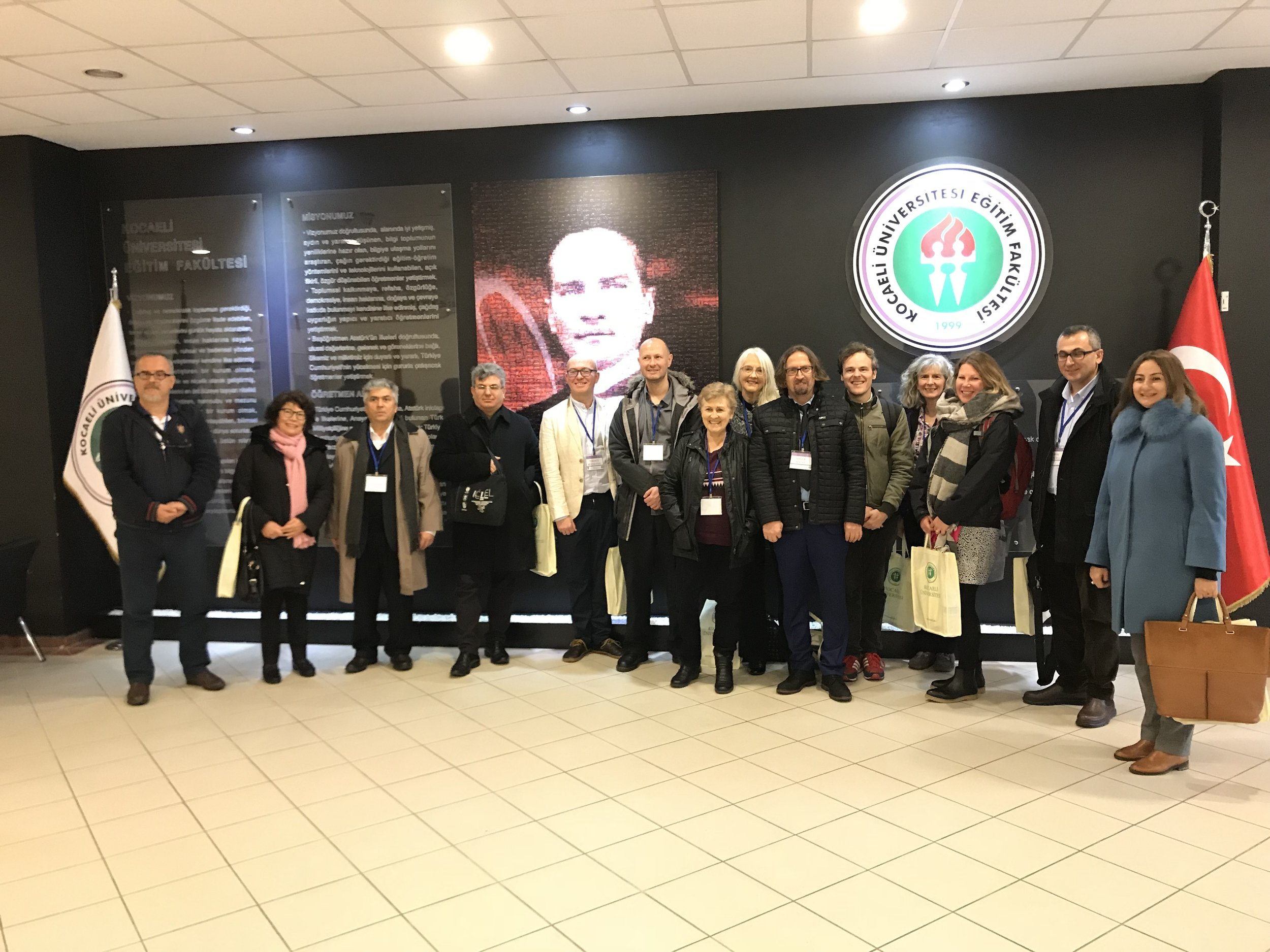 Terence Bevington - Kocaeli Conference.JPG