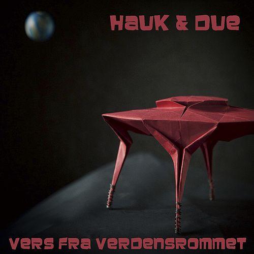 Hauk og Due - Vers fra verdensrommet