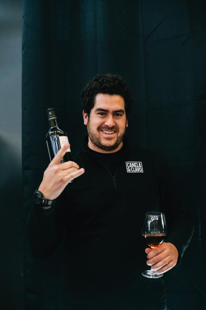 Jose Javier Naranjo - Foodie