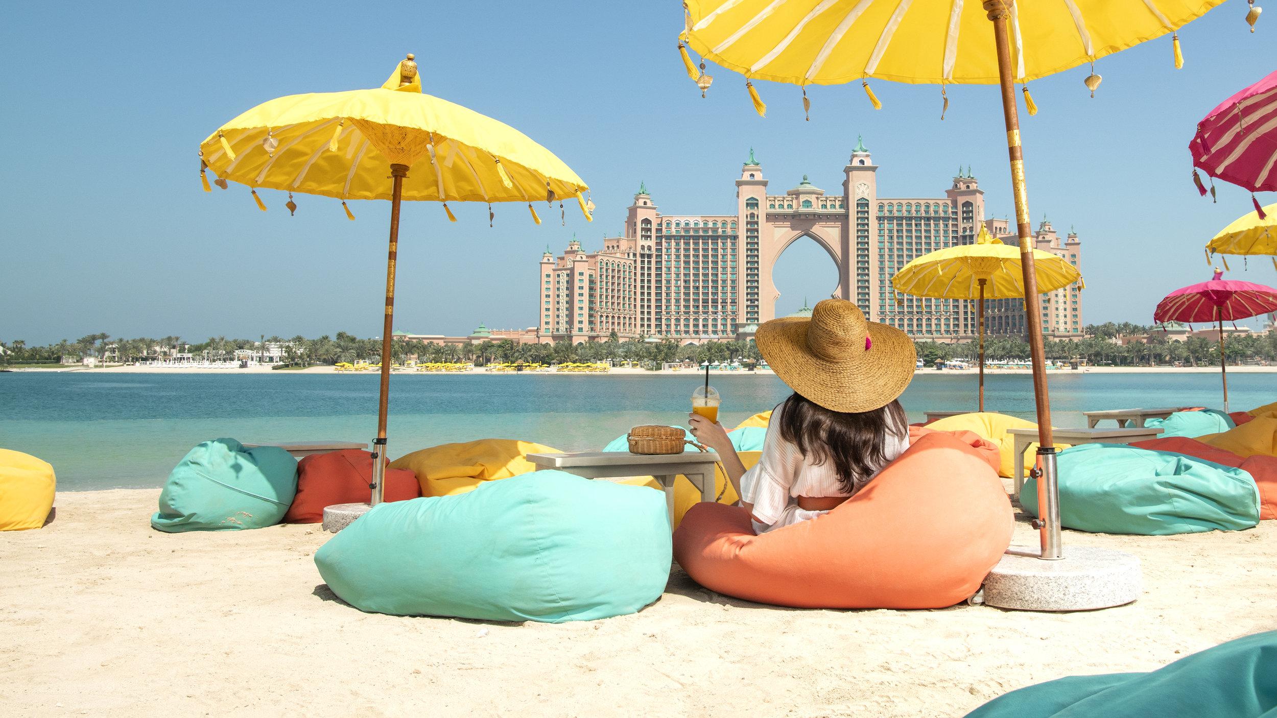 DUBAI TOURISM -