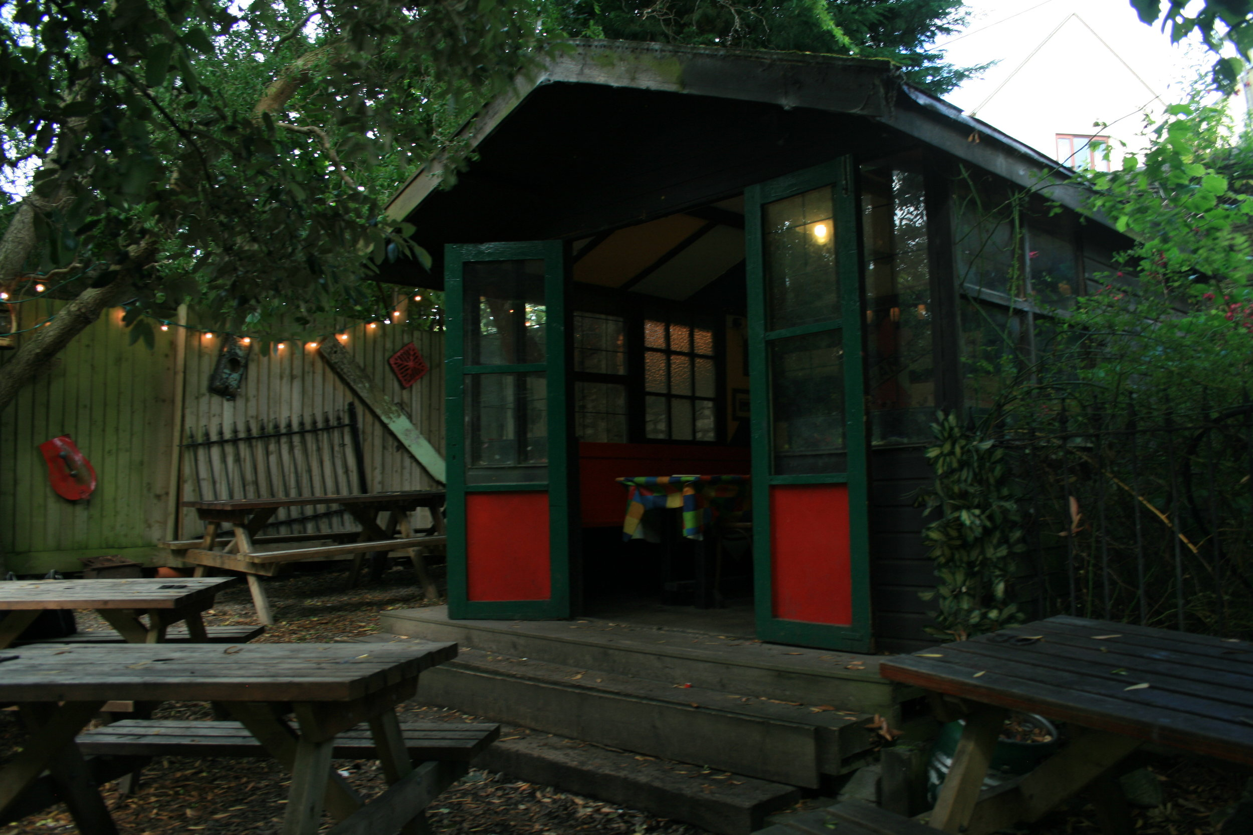 Dick's Shed
