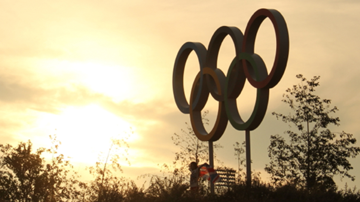 The Olympic Games come to London in 2012