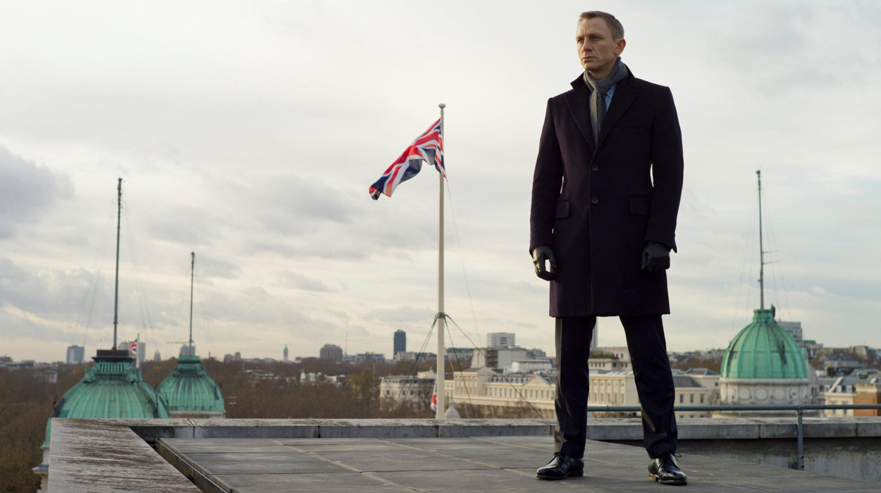 James Bond's 50 years will be celebrated with all-new movie 'Skyfall'